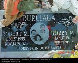 Bobby M. Burciaga