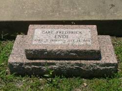 Carl Frederick Ende