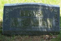 Millie F Lamb
