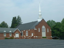 Horsepasture Christian Church Cemetery