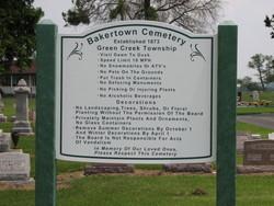 Bakertown Cemetery