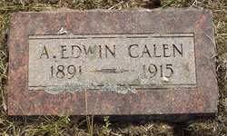 A. Edwin Calen