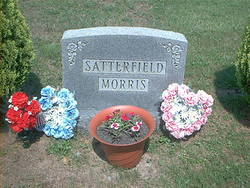 Lillie Ruth <i>Morris</i> Satterfield