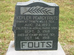 Kepler Pearcy Fouts