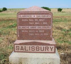 Blanche Anne Salisbury