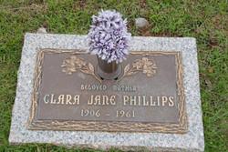 Clara Jane Phillips