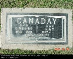 Harold Ray Canaday