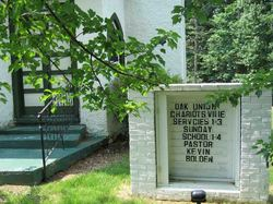 Oak Union Baptist Church Cemetery