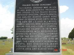 Prairie Mound Cemetery