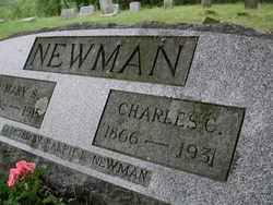 Charles C Newman