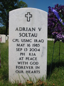 Corp Adrian Valentine Soltau