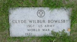 Clyde Wilbur Bowlsby