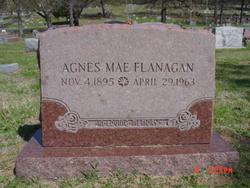 Agnes Mae Flanagan