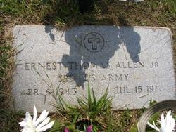 Ernest Thomas Allen, Jr