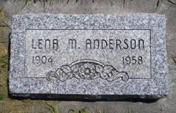 Lena Marguerite <i>Brewington</i> Anderson
