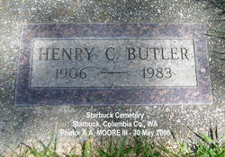 Henry Clay Butler