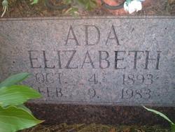 Ada Elizabeth Titsworth