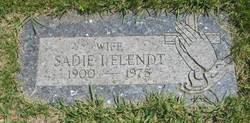Sadie Irene <i>Kelly</i> Elendt