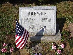 Frederick J. Brewer