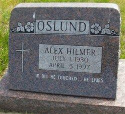 Alex Hilmer Oslund
