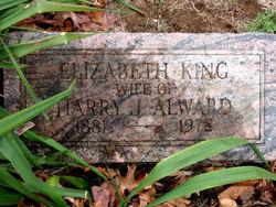 Elizabeth <i>King</i> Alward