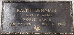 Ralph Adams Bennett