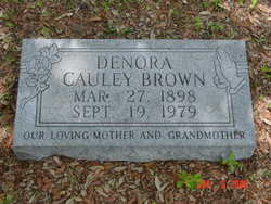 Denora <i>Cauley</i> Brown