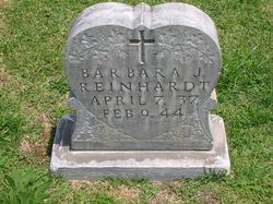 Barbara Jean Reinhardt