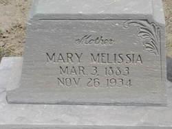 Mary Melissa <i>Davis</i> Jensen