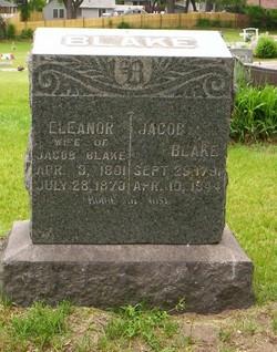Eleanor <i>Walton</i> Blake