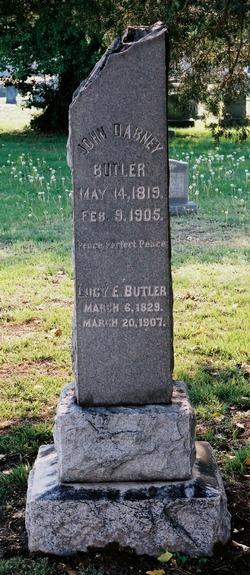 Dr John Dabney Butler