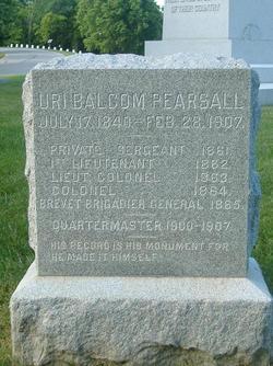 Uri Balcom Pearsall