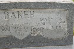 Mary S. Baker