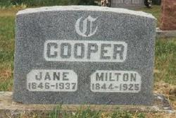 Jane <i>Housley</i> Cooper
