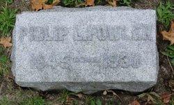 Philip Laffer Fowler