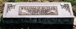 Pvt William Hazelwood Butler