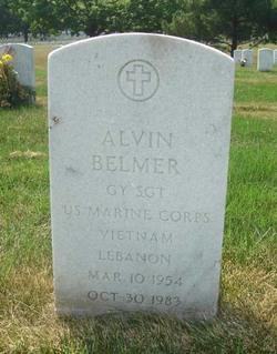 Sgt Alvin Belmer