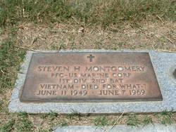 PFC Steven Hugh Montgomery