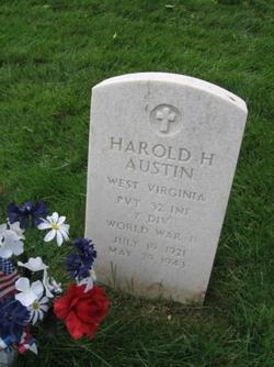 Harold H Austin