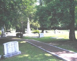 Saint Pauls Episcopal Church Cemetery
