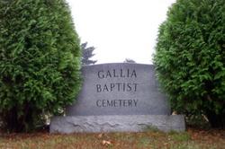 Gallia Baptist Cemetery
