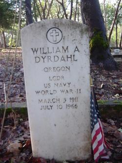 William A. Dyrdahl