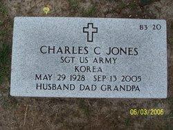Sgt Charles C Jones