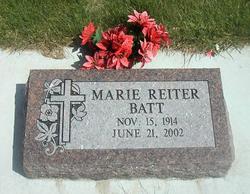 Marie <i>Reiter</i> Batt