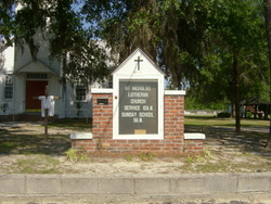 Saint Nicholas Lutheran Church Cemetery