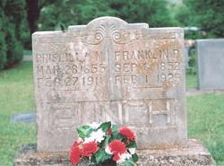 Franklin Pierce Bunch