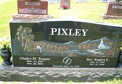 Rev Rupert E. Pixley