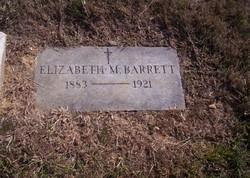 Elizabeth M Barrett