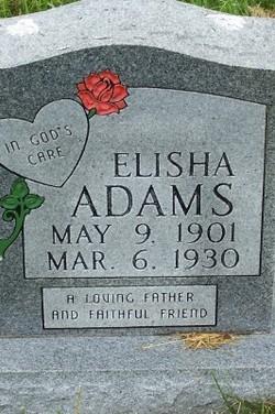 Elisha Adams