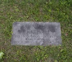 Alvis Virgil Davis